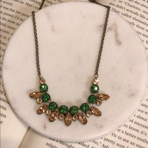 Sorrelli Sorbet Mini Bib Necklace